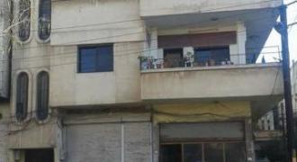كتلة بناء في حمص – اسكندرون
