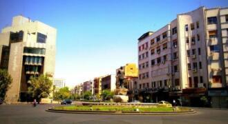 محل في مركز المدينة – ساحة المحافظة وسط دمشق
