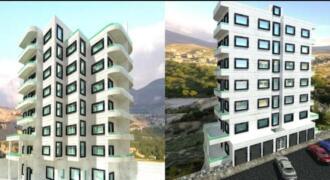 بناء سياحي في وادي بردى – تصميم فرنسي إطلالات خلابة – تقسيط