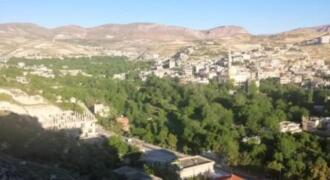 شقة للبيع في وادي بردى ريف دمشق – إكساء سوبر ديلوكس – للسكن أو الاصطياف