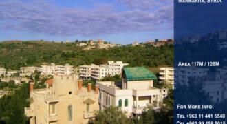 شقق للبيع في أجمل المناطق السياحية في سوريا – مرمريتا
