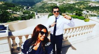 Lebanon Luxury Palace | قصر مسلسل العرّاب لبنان البترون