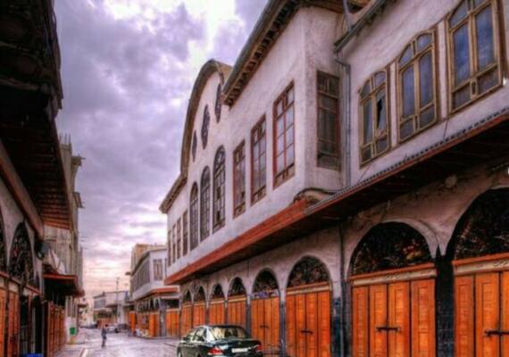 تسجيل مهمة دخول السيارات لسكان وتجار دمشق القديمة – محافظة دمشق