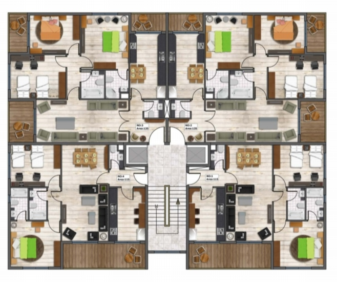 برج الكوثر 2021 ضاحية قدسيا الجزيرة 12