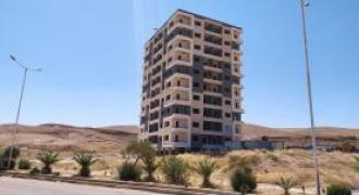 برج الأميرات ضاحية قدسيا – مشروع 2020 قيد الإكساء